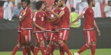 مهدي علي يعلن قائمة المنتخب الوطني الإماراتي لكرة القدم المواجهة لماليزيا وتيمور