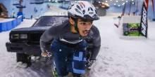 تحدي محارب الجليد 2015