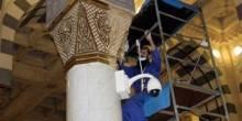 12 طنًا من الأوساخ تزال يوميًا من المسجد النبوي