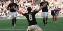 بالصور والفيديو : مانشستر يونايتد الوصيف بفوز علي ساوثهامبتون