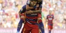 بالصور والفيديو : برشلونة في الصدارة بفوز علي بالماس