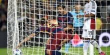 بالفيديو والصور : برشلونة يحقق فوز صعب علي باير ليفركوزن في أبطال أوروبا