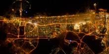 شاهد الإمارات في صور من الفضاء!