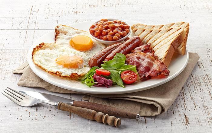 at-breakfast