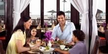 أفضل 10 مطاعم عائلية في دبي