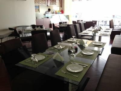 مطعم دراغون فلاي
