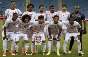 المنتخب الاماراتي 2015