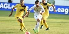 بالفيديو : الوصل منقوص العدد يسقط أمام فريق الإمارات برباعية