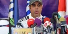 مهدي علي يؤكد قدرة المنتخب الإماراتي علي تحقيق الفوز علي نظيره السعودي
