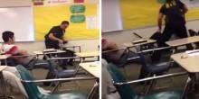 فيديو عن شرطي أمريكي يثير سخط متداوليه