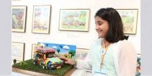 طفلة إماراتية تفوز بجائزة لرسم سيارة الأحلام من بين أكثر من 81 دولة