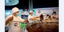 عملة الشوكولاتة الضخمة تدخل موسوعة غينيس في فنزويلا