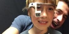 نظارة ذكية لمصابي التوحد