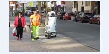 150 مكنسة كهربائية لتنظيف الشوارع قريبًا
