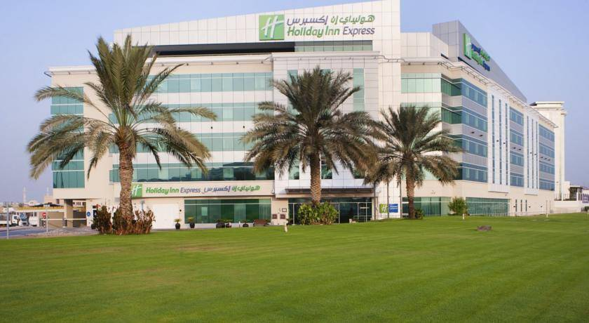 هوليداي إن اكسبرس دبي – مطار دبي