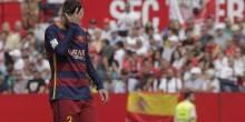 بالصور والفيديو : برشلونة يسقط في الليجا أمام إشبيلية