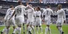 بالفيديو والصور : الملكي ريال مدريد يتصدر بفوز علي لاس بالماس