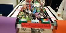 طلبة متميزون يصممون نموذج مميز لدبي مدينة خضراء