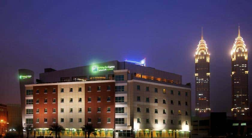 فندق هوليداي إن إكسبرس – مدينة دبي للإنترنت