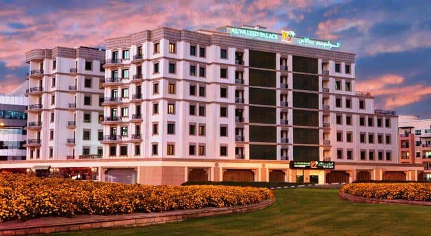 الوليد بالاس للشقق الفندقية – عود ميثاء