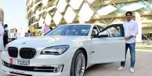 سيارات BMW جديدة للاعبو العين والإدارة من الراعي الجديد للنادي