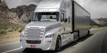 """شاحنة بدون سائق آخر ما قدمته شركة """"دايملر"""""""