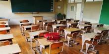تلميذ يموت بسبب سقوط جدار المدرسة عليه