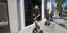حظر استخدام الدراجة الكهربائية لتحقيق البيئة المثالية للتسوق