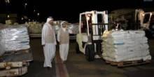 مؤسسة خليفة للأعمال الإنسانية تواصل إرسال طائرات الإغاثة لليمن