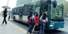دائرة نقل أبو ظبي تؤكد على عدم رفع تعريفة الحافلات