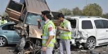 فئة الشباب في أبو ظبي تتسبب في 63% من حوداث المرور
