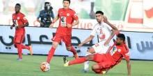 بالفيديو : تعادل قوي بين الجزيرة والشارقة في الكأس في مباراة الثمانية أهداف