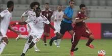 خسارة قاسية للأولمبي الإماراتي أمام القطري
