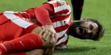 فوسينيتش يغيب عن الجزيرة لنهاية الموسم للإصابة