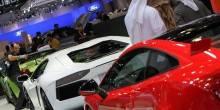12 طراز جديد في معرض دبي الدولي للسيارات