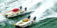 شرطة دبي توفر كل ما يلزم لإنجاح منافسات دبي الكبرى للزوارق السريعة