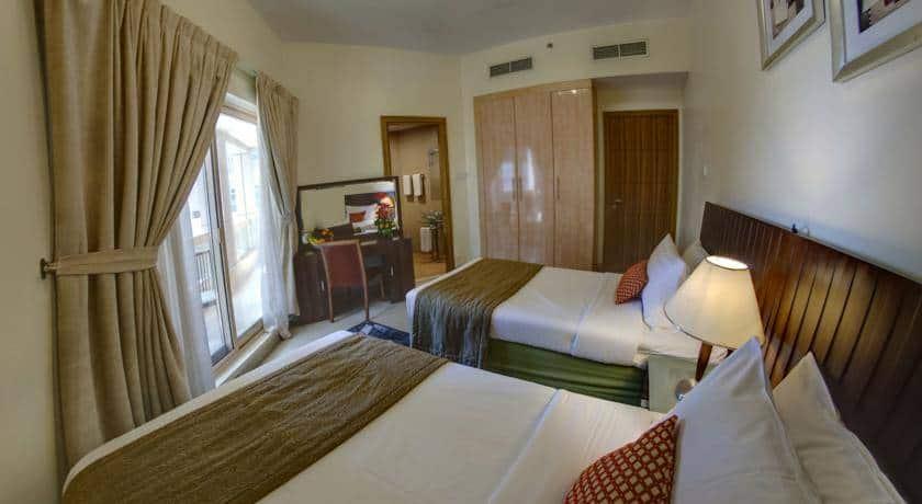 البرشاء للشقق الفندقية