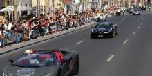 مسابقة أجمل سيارة وموكب دبي الإستعراضي