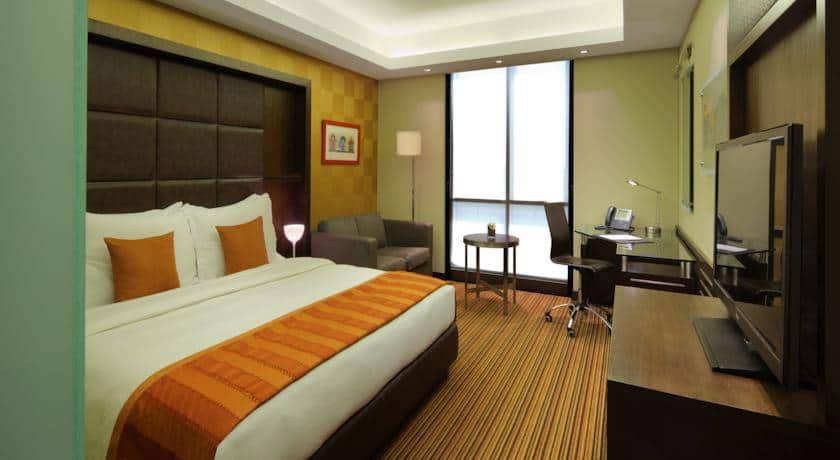 فندق راديسون بلو مدينة دبي للإعلام