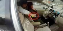 بالفيديو: محاولة قتل أمام أعين شرطي مرور