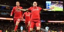 بالصور والفيديو: ليفربول يحقق فوز ساحق علي مانشستر سيتي