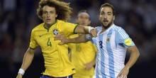 بالفيديو : البرازيل تتعادل مع الأرجنتين في السوبر كلاسيكو