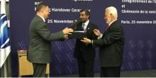 الإمارات تتسلم رسمياً علم معرض إكسبو 2020
