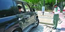 شرطة دبي تدعو لاستعمال خدمة كلنا شرطة للإبلاغ عن مخالفات السائقين