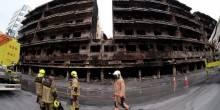 ضحايا حريق منطقة الديرة يشتكون بسبب عدم وجود مأوى