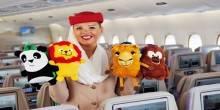طيران الإمارات تطلق مجموعة جديدة من ألعاب الأطفال
