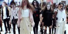 بالفيديو: كيف كان الاحتفال بالهالووين في دبي