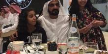 مفاجأة محمد بن راشد لزوار النخيل مول في الرياض