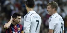 """نجوم ريال مدريد """"راحة دولية"""" قبل الكلاسيكو !"""