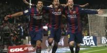ثلاثي برشلونة المرعب يتفوق على فرق أوروبا !